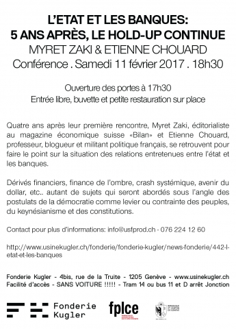 FINAL Flyer Conference Fonderie Banque2
